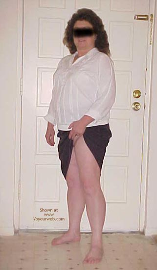 Pic #1 - My GF Kathy