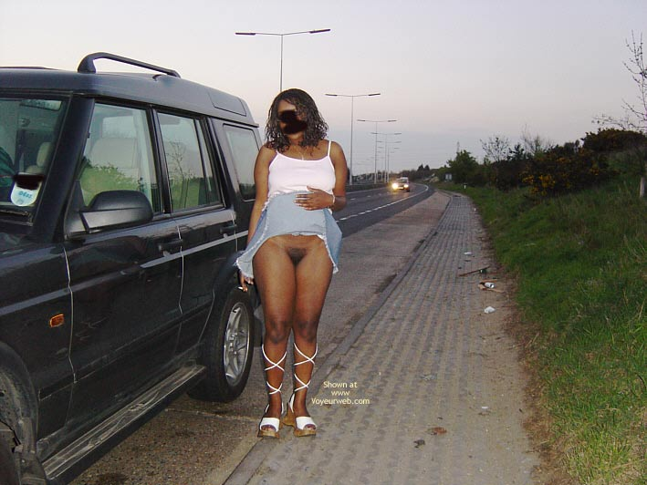Pic #1 - Camden Girl Goes Hitch Hiking