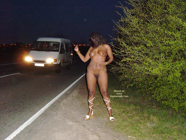 Pic #10 - Camden Girl Goes Hitch Hiking