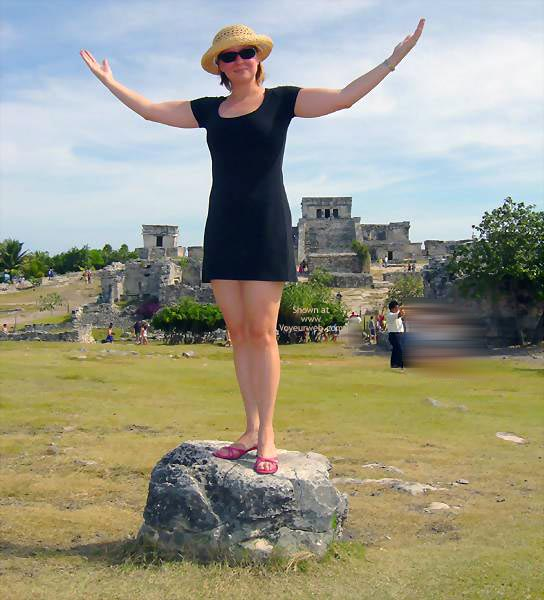 Pic #1 - Flash Cards Bunny At Tulum, Mexico