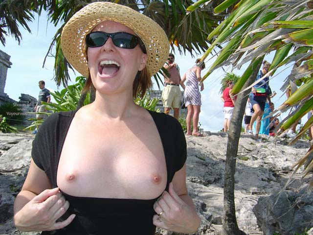 Pic #8 - Flash Cards Bunny At Tulum, Mexico