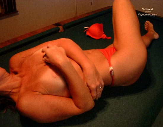 Pic #8 - Pool Table Time 2