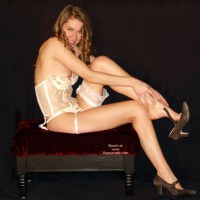 Vintage Naughty - Small Tits, Sexy Lingerie