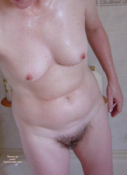 Pic #3 - 50 yo Wife Having a Bath