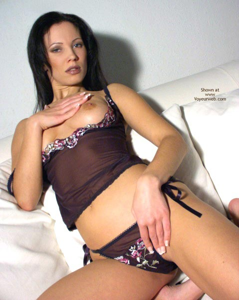 Pic #4 - Angelina Lingerie Show
