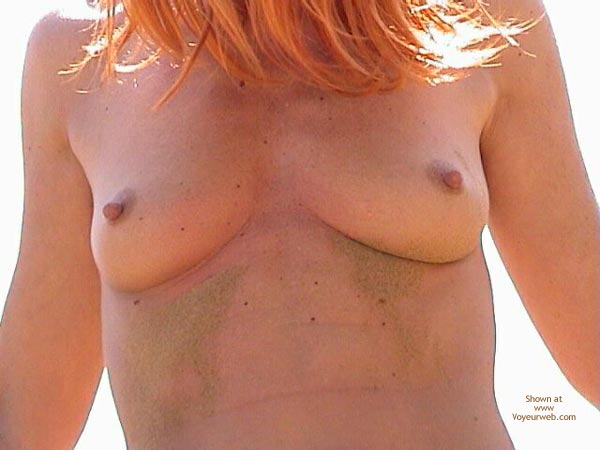 Pic #8 - Austrian Tits on Beach of Italy