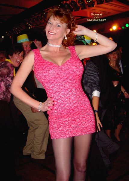 Pic #2 - Sandy Redhead'S Happy Pink New Year