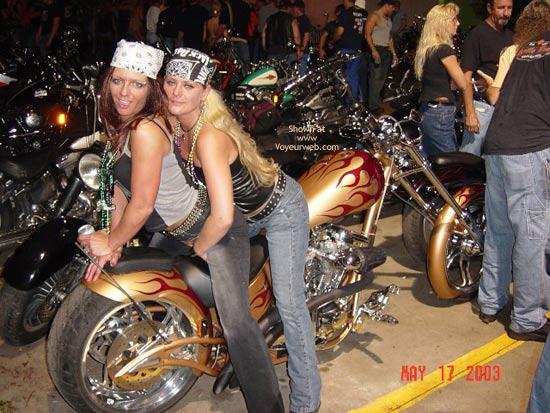 Pic #4 - Myrtle Beach Bike Week 2003