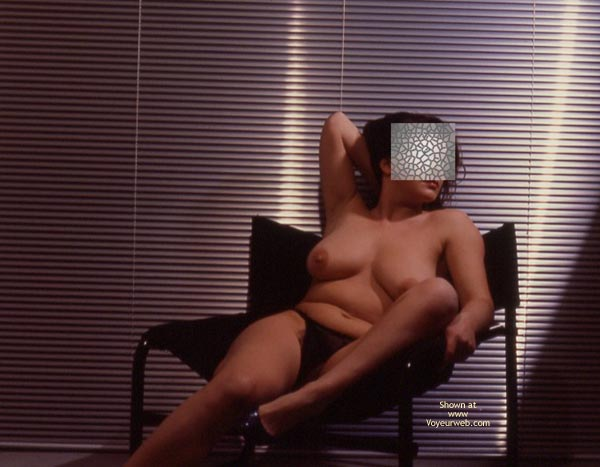 Pic #4 - *OC My Wife Sitting On The Chair