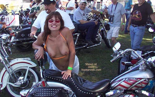 Pic #3 - D.O.H. 2003 Motorcycle Rally