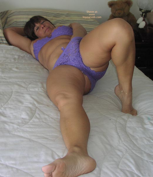 Pic #5 - Hot Bi-Wife Turns 50 at End of The Month