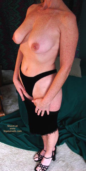 Pic #5 - Victoria Ann In Black