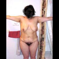 Wife Posing For Body Shots