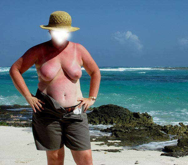 Pic #5 - 1st Time - BBW On Vacation