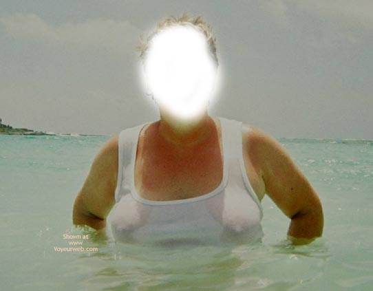 Pic #6 - 1st Time - BBW On Vacation
