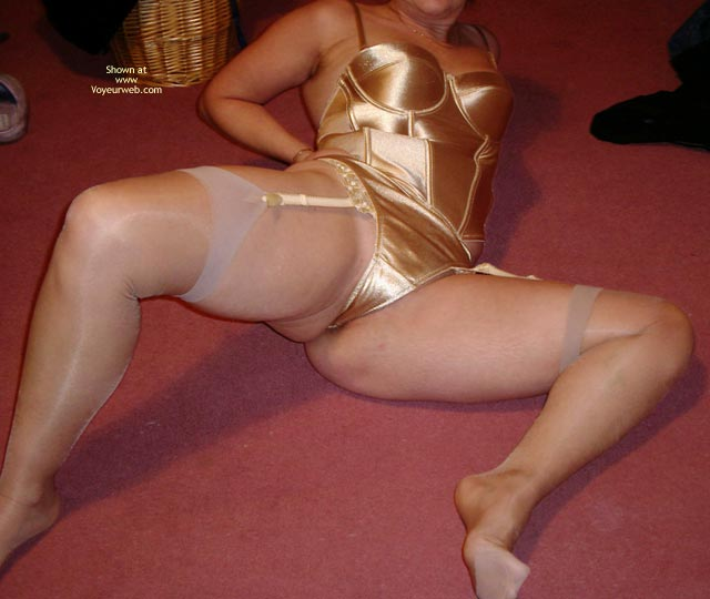 Pic #3 - Golden Girl 1st Time