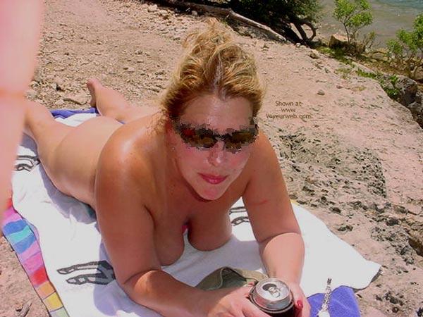 Pic #3 - Caren at The Lake