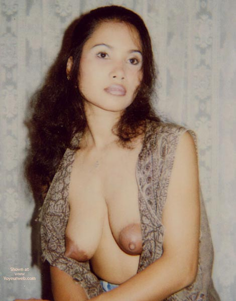 Pic #6 - Breasty SE Asian Wife