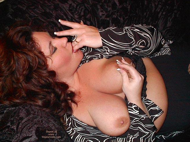 Pic #10 - Bella Bbw Cigar Seduction