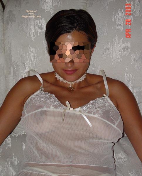 Pic #10 - White Lace and Choker