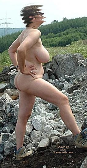 Pic #3 - My BBW Wife 4