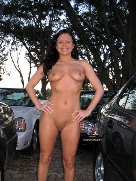 Pic #1 - *Pl J Foxxx Naked In A Parking Lot