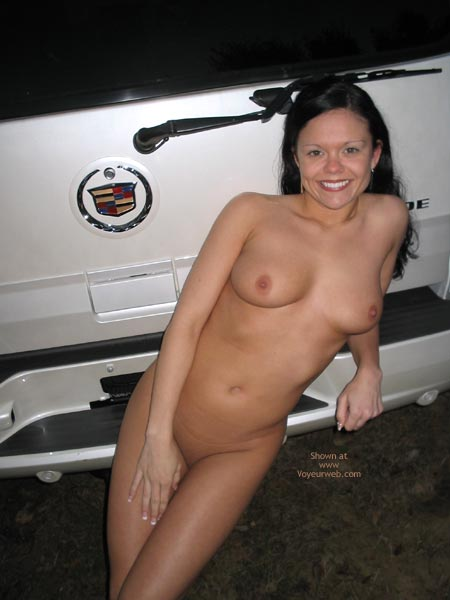Pic #10 - *Pl J Foxxx Naked In A Parking Lot