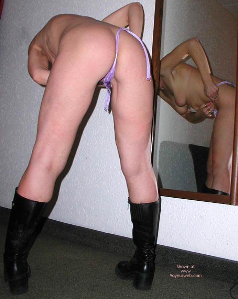 Pic #9 - From Behind My Wife
