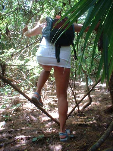 Pic #2 - Emiliana at The Forest