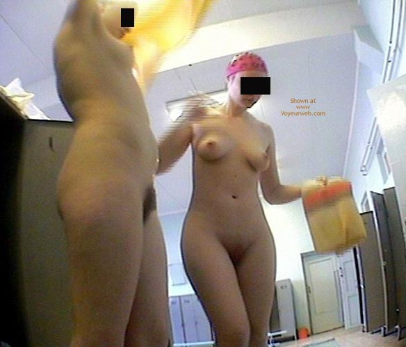 Pic #8 - Two Chicks In Dressroom