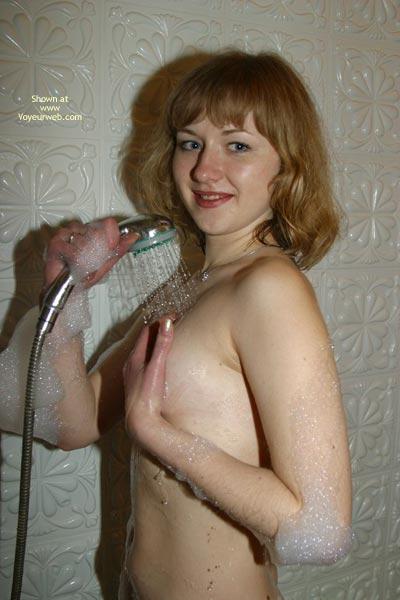 Pic #7 - 19 Y.O Take A Shower