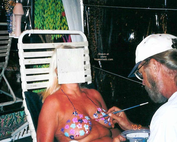 Pic #2 - Painted Bikini