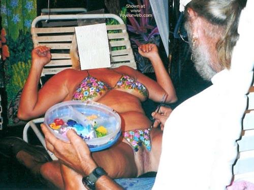 Pic #3 - Painted Bikini