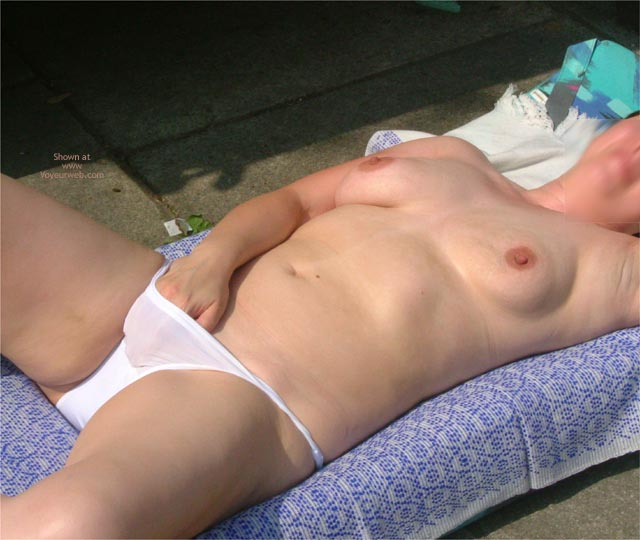Pic #6 - Uk Wife Loves To Get Them Out!