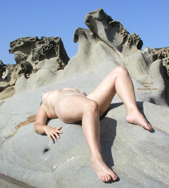 Pic #1 - Swediwife On The Rocks