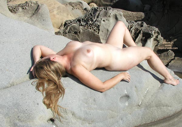 Pic #2 - Swediwife On The Rocks