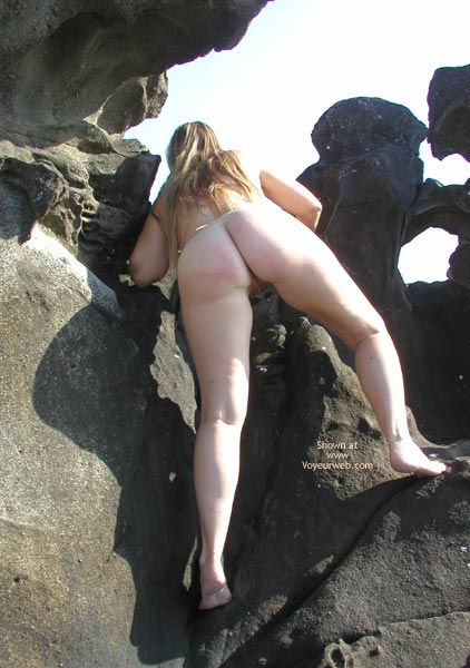 Pic #6 - Swediwife On The Rocks