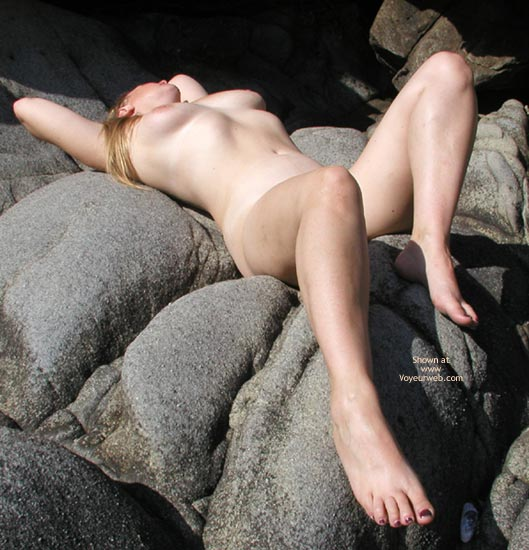 Pic #9 - Swediwife On The Rocks