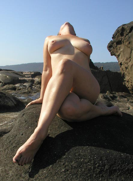 Pic #10 - Swediwife On The Rocks