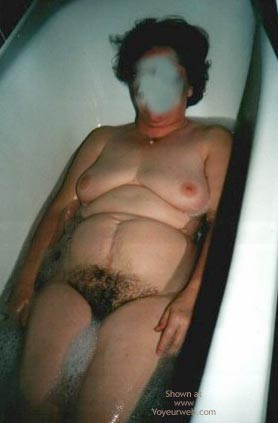Pic #3 - A Few Pictures of My Wife 1