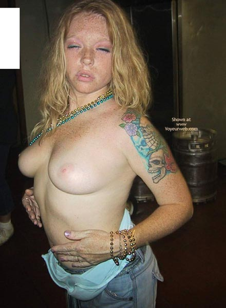 Pic #3 - Blonde Tatoo