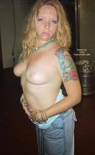 Pic #4 - Blonde Tatoo