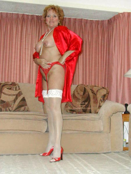 Pic #2 - Foxy Lady In Red