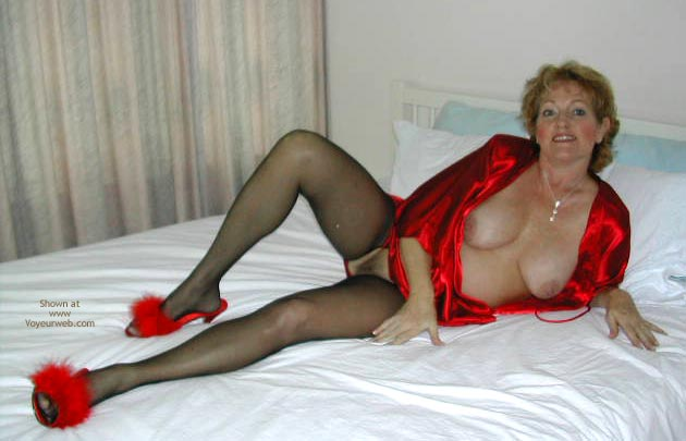 Pic #4 - Foxy Lady In Red