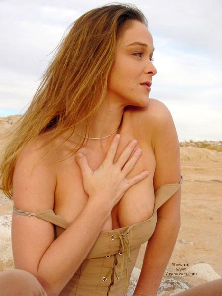 Pic #1 - Bianca In The Desert Cont
