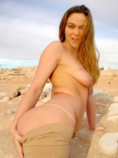Pic #2 - Bianca In The Desert Cont
