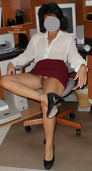 Pic #1 - Sexy Wife at Work and Play