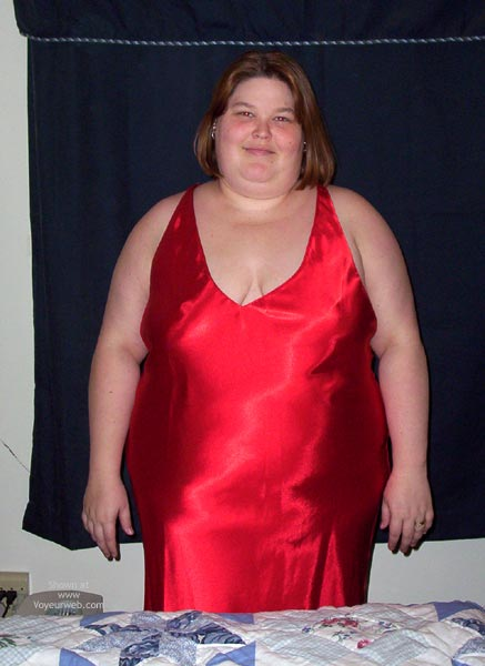 Pic #1 - Red Gown Bbw 2