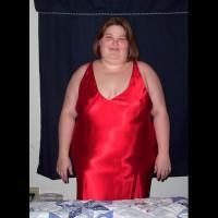 Red Gown Bbw 2