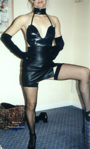 Pic #3 - Wife in PVC